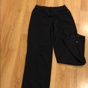 Black athleta pants